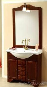 Wholesale Contemporary Poplar Bathroom Sets Romania