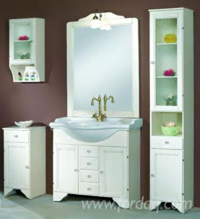 Contemporary Poplar Bathroom Sets Romania