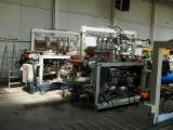 Camam Woodworking Machinery - Used Camam MF/7+7/PLC-CR 2005 Automatic Drilling Machine For Sale Poland
