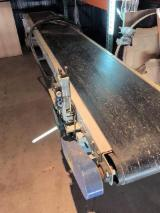 RAIMANN Woodworking Machinery - Used 2004 RAIMANN KR-310 2M Gang Rip Saws with Roller or Slat Feed