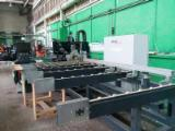 Window Production Line - Used 2013 GRAF LINEAR FAB 5000 CNC Automatic Machining Center for Windows