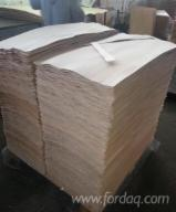 Rotary Cut Veneer importers and buyers - Buying Beech Rotary Cut Veneer, 1.0; 1.2 mm