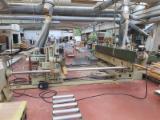 Maszyny Do Obróbki Drewna - Czopowanie (Czopiarka Dwustronna) SCM D80 K Używane Włochy