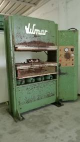 Machinery, Hardware And Chemicals - VILMAR PS 120 Forming And Embossing Press
