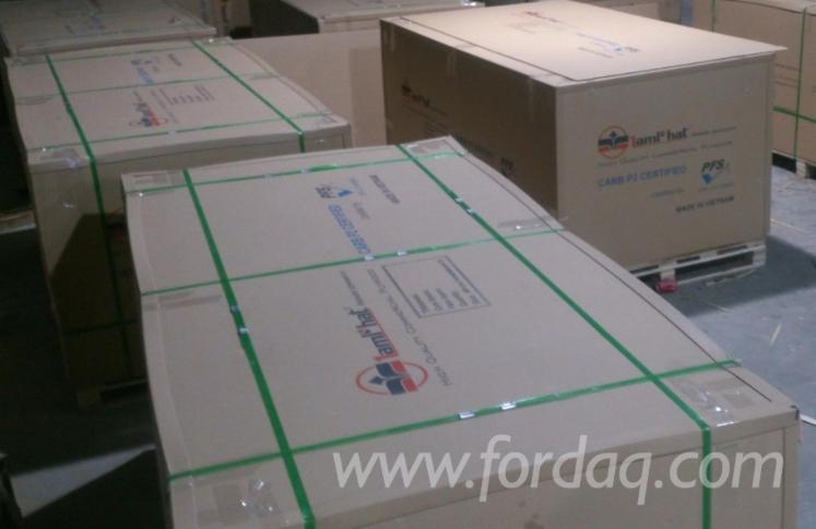 Plywood for furniture (CARB P2, EPA CERTIFICATE) - Plywood Face Okume