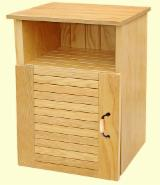 Furniture and Garden Products - Half Column Cabinets Furniture (Ash Wood) - Living Room Furniture
