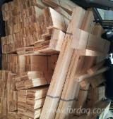 Pine/Spruce Pallet Timber, 13-20 mm