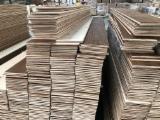 Oak face pine core poplar back Floor