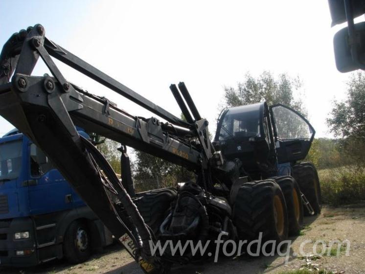 Harvester Rottne H-20