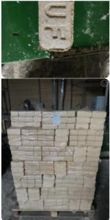 Firewood, Pellets And Residues - We Need Wood Bricks