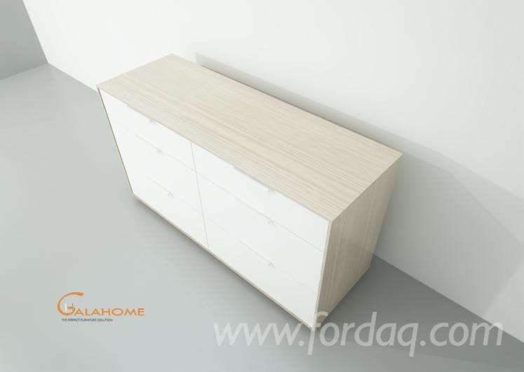 Acacia Wardrobe - Cabinets Furniture