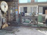 Artiglio Woodworking Machinery - Used Artiglio 1980-1990 Sawmill For Sale Italy