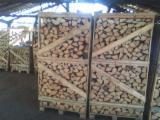 Yakacak Odun; Parçalanmış – Parçalanmamış Yakacak Odun – Parçalanmış Kayın , Gürgen, Meşe