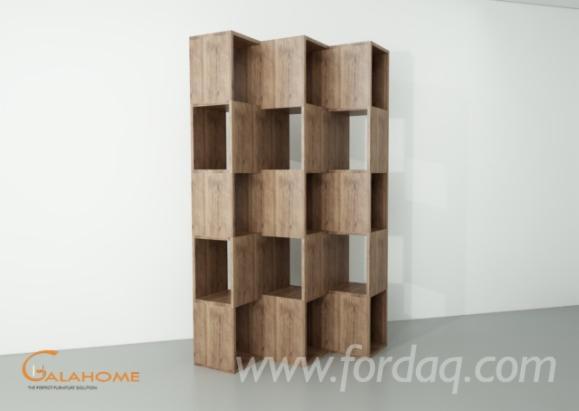 Acacia Bookcase Furniture - Living Room Furniture from Vietnam
