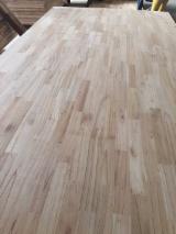 Kenar Yapıştırılmış Ahşap Paneller – Fordaq'a Ücretsiz Kaydolun - 1 Ply Solid Wood Panel