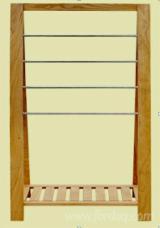 Trouvez tous les produits bois sur Fordaq - Phuong Kim Furniture - Vend Racks - Etagères Design Feuillus Européens Frêne Brun, Frêne Blanc