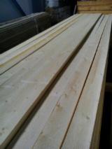 KD Russian Spruce Sawn Timber, 22-47 mm