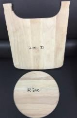 Vietnam Rubberwood Mouldings & Profiled Timber 11-120 mm