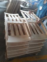 Find best timber supplies on Fordaq - ANB Wood Panels Co., Ltd - Rubberwood Unfinished Chairs - Wood Components