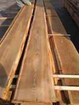 Softwood  Unedged Timber - Flitches - Boules - Siberian Larch Unedged boards, Quality 0-1