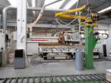Morbidelli Woodworking Machinery - Used 2004 Morbidelli Planet Working Center for Edging
