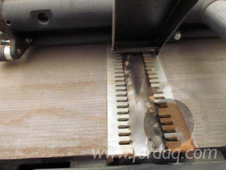 Strugarka - grubościówka z wałem spiralnym ROBLAND