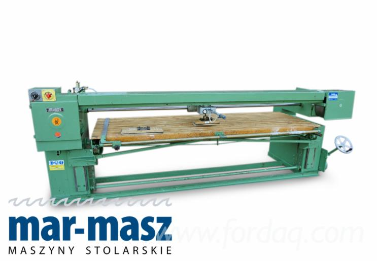 Used-1990-JOHANNSEN-Long-Belt-Sander