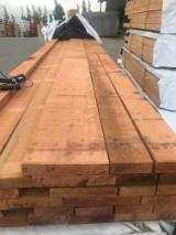 Sawn Softwood Timber - Western Red Cedar Sawn Lumber, Old Growth Clears
