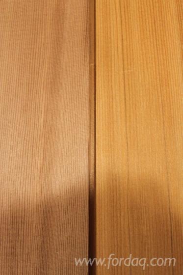 Massivholz Mit Anderen Endprodukten, Western Red Cedar , Innenwand-Verkleidungen