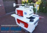 RAIMANN K31 scies multiples sur chenilles, réglage électrique, scie laser