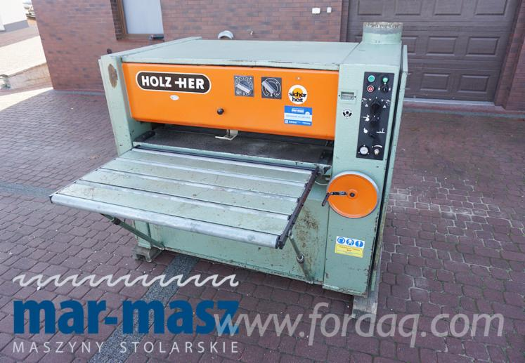 Wide-Belt-Sander-Holz-Her-1370