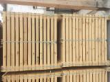 Paletler, Paketleme ve Paketleme Keresteleri - Çam - Redwood, 300 - 400 m3 aylık