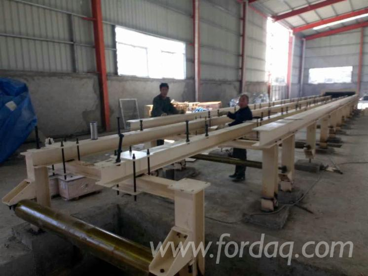 OSB---Particle-board-production