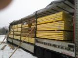Leimholz Und Paneeler Für Die Bauindustrie - Nutzen Sie Fordaq Für Die Besten Leimholzangebote  - I-Spante, Kiefer - Föhre