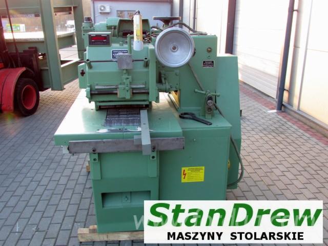 Ağaç İşleme Makineleri