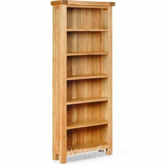 Classy Oak Cabinet, Storage