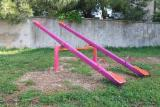 Croatia Garden Products - Seesaw Octopus for Playground