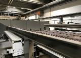 Horizontal Panel Saw - Used Holzma HPP 510/43/43/X 2006 Horizontal Panel Saw For Sale Germany
