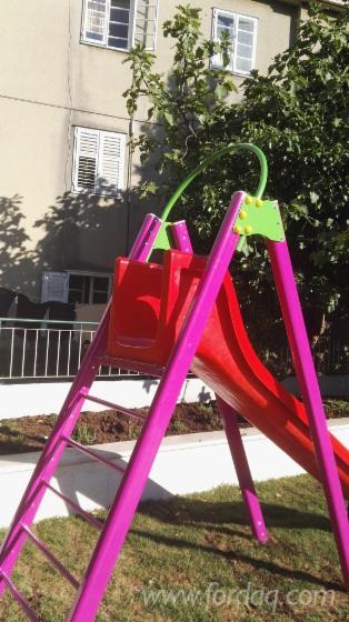 Children Playground, Slides