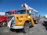 机具、硬件、加热设备及能源 非洲 - 卡车 - 货车 FORD L8000 二手 1998 阿尔及利亚