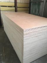 Face/Back Okoumé, Vietnam Commercial Plywood, 5-30 mm
