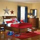 MDF Panel Bedroom Furniture - Modern Beds