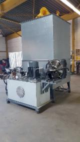 null - Weima TH 1000 Z Brikettierpresse mit Ölkühler und Trichter, Baujahr 11/2009, Antriebsleistung 15+7,5 kW, Nur 780 Betriebsstunden