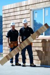 Veneer and Panels - Engineered Cedar Shingle Panel # ! Blue Label or Better VERTICAL GRAIN KILN DRIED