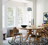 Rubberwood Dining Room Furniture - Acacia, Pine, Rubber, Oak Wood - Dining Sets