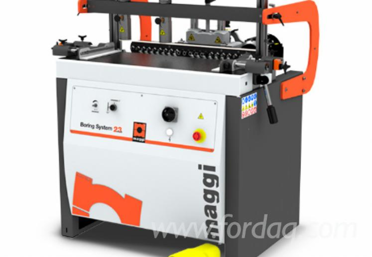 New-Maggi-Boring-System-23-Universal-Multispindle-Boring-Machines-For-Sale
