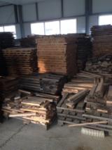 Oferte - Cherestea pentru paleți Stejar Uscat La Aer (AD) De Vanzare in Кавказ