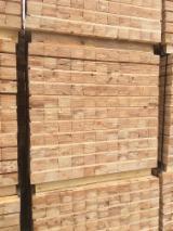 Pallet lumber - fresh cut pallet timber