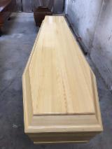 Europejskie Drewno Liściaste, Trumny, Drewno Lite, Jesion Amerykański , Dąb, Orzech Włoski