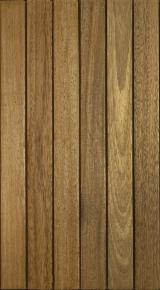 Iroko Thermowood Decking (E4E), 19-25 mm